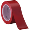 """1"""" x 36 yds. Red - 3M - 471 Solid Vinyl Tape -- T965471R"""