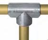 Type L25 - Three Socket Tee -- L25-7 -- View Larger Image