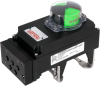 Limit Switch Box with Integrated Solenoid Valve -- HW