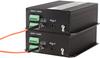 4 Channel Fiber Optic Video Multiplexer - 2 Channel Bi-Directional Data - 4-Channel Bi-Directional Audio   4 Channel Bi-Directional Contact Closure - 10/100 Ethernet -- FVTM/FVRM4BCxA-CE -- View Larger Image