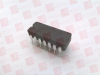 ANALOG DEVICES AD713AQ ( OP AMP, 4MHZ, 20V/US, DIP-14; NO. OF AMPLIFIERS:4 AMPLIFIER; BANDWIDTH:4MHZ; SLEW RATE:20V/ S; SUPPLY VOLTAGE RANGE: 4.5V TO 18V; AMPLIFIER CASE STYLE:DIP; NO. OF PINS:14PI... - Image
