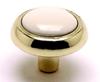 Berenson 8081-103-P - Round Ring Knob, Diameter 1-1/4