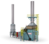 Heat Recovery Steam Generator -- Slant-VC
