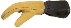 MIG welding glove example