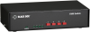 (5) DB25 Female KVM Switch for PC -- SW731A - Image