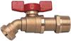 Brass Quarter-Turn Boiler Drain Shutoffs -- BD-QT - Image