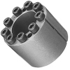 POWER-LOCK AD Metric Series Keyless Locking Device