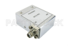 High Power Isolator with 20 dB Isolation from 800 MHz to 900 MHz, 100 Watts and SMA Female -- PE83IR007 -Image