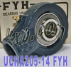 FYH Bearing UCHA205-14 7/8 -- Kit8855