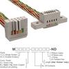 Rectangular Cable Assemblies -- M3DFK-1040K-ND -Image