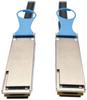 QSFP28 to QSFP28 100GbE Passive DAC Cable (M/M), QSFP-100G-CU1M Compatible, 1 m (3 ft.) -- N282-01M-28-BK - Image