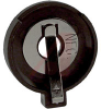 Battery Holder, Coin-Cell; 23 mm; 1 in.; Glass Filled Nylon; 1; Spring Steel -- 70182719 - Image