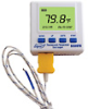 SL500TC - Supco SL500TC Thermocouple Temperature Data Logger with Real Time LCD -- GO-18000-56