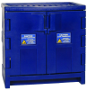 Eagle 22 gal Blue Hazardous Material Storage Cabinet - 35 in Width - 36 in Height - Under Counter - 048441-00036 -- 048441-00036 - Image