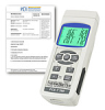 Data Logger incl. ISO Calibration Certificate PCE-T390-ICA - Image