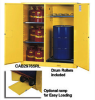 Flammable Double-Duty Safety Storage Cabinet -- CAB29765RL
