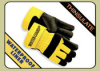 Red Steer 53150 XL WATERPROOF LINED WORK GLOVE - XL -- 53150 XL