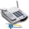 Ameriphone - Clarity 2.4GHz Dual Speaker Cordless Phone -- CLS45i - Image