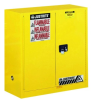 Justrite(R) Sure-Grip(R) EX Flammable Liquid Safety Cabinets -- 893000
