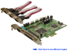 4-Port Serial/Single Parallel PCI Express &#8230 -- 223NE
