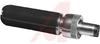 MINATURE POWER PLUG;2 CONDUCTORS;BLK HANDL;SOLDER LUGS -- 70214508