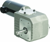 24A-3RD Series DC Right Angle Gearmotor -- Model N4336