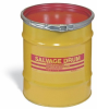 Quick-Style Open-Head UN Rated Steel Salvage Drum -- DRM840 -Image