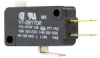 MICRO SWITCH V7 Series Miniature Basic Switch, Single Pole Double Throw Circuitry, 11 A at 250 Vac, Pin Plunger Actuator, 0,73 N [2.63 oz] Maximum Operating Force, Silver Contacts, Quick Connect Termi -- V7-2B17D8 -Image