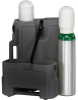 Pelican Roto-Molded Oxygen Bottle Transport Case - Black -- PEL-472-TANKM-D-2-032 -Image
