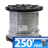 CONTROL CABLE 250ft 12AWG 4-COND FLEXIBLE UNSHIELDED -- V70107-250