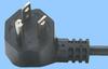 North American Cordset w/Angled NEMA 5-15 Plug -- 86440625-Image