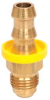 Hose Fitting,JIC,3/8 In Hose ID -- 3DVC4