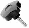 Plastic Lobe Knob with Stud - ELESA®