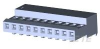 Standard Rectangular Connectors -- 4-641192-0 -Image