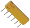 Resistor Networks, Arrays -- 4306R-1-394-ND