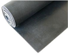 Black Cloth Inserted Sheet Rubber -- Cl062-36