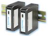 Flat Pack 350T Series Transmitter, DC-Powered, mV Input -- 350T-MV1-V0-DIN-NCR