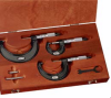 Micrometer Sets with standards in case -- S436 Series