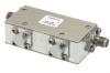 Dual Junction Isolator With 36 dB Isolation From 4 GHz to 8 GHz, 10 Watts And SMA Female -- PE83IR1019 - Image