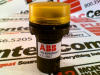 ASEA BROWN BOVERI KL2-100Y ( COMPACT PILOT LIGHT YELLOW 240V 3W ) -Image