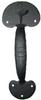 Gate Latch, Rim Type, Bean Style -- 778017