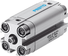 Festo ADNGF-16-5-P-A Compact Cylinder New