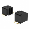 Rectangular Connectors - Headers, Receptacles, Female Sockets -- CLM-107-02-G-D-P-ND -Image
