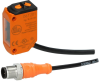 Diffuse reflection sensor ifm efector O6T201 - O6T-FPKG/0.30m/US -Image