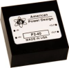 High Voltage DC to DC Converter P2 Series -- P2-30 -Image