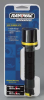Rayovac BR2AA-B 2 Cell AA Size Black Rubber Flashlight with Two Heavy Duty Batteries -- 012800-46377 - Image
