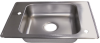 Barrier-free, Stainless Steel, Deck Mounted Sink 25