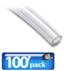TUBING, PUR, 1/4 IN OD, CLEAR, 100 FT PACKAGE -- PU14CLR100