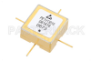 Surface Mount (SMT) Voltage Controlled Oscillator (VCO) 150 MHz to 300 MHz, Phase Noise of -128 dBc/Hz, 0.5 inch Hi-REL Hermetic -- PE1V13010 - Image