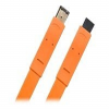 LaCie Flat Cables Design by item - IEEE 1394 cable - 9 pin F -- 130849